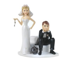 ball_and_chain_wedding_topper
