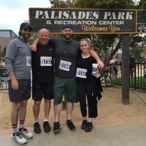 Patriotic Runners